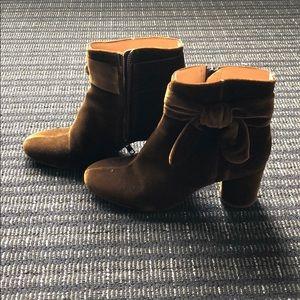 Madewell booties